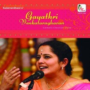 Gayathri Venkataragavan 歌手頭像