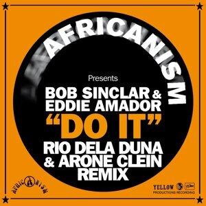 Africanism, Bob Sinclar, Eddie Amador 歌手頭像