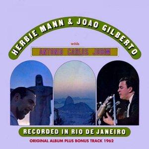 Herbie Mann, Antonio Carlos Jobim, João Gilberto, Baden Powell 歌手頭像