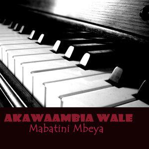 Mabatini Mbeya 歌手頭像