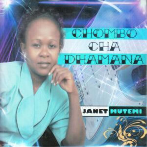 Janet Mutemi 歌手頭像