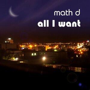 Math D アーティスト写真