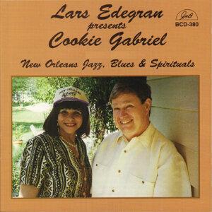 Lars Edegran, Cookie Gabriel 歌手頭像