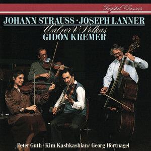 Gidon Kremer, Peter Guth, Kim Kashkashian, Georg Maximilian Hörtnagel 歌手頭像