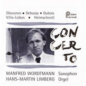 Manfred Wordtmann 歌手頭像
