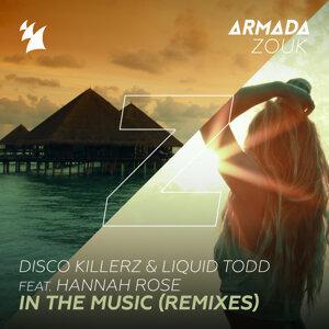 Disco Killerz, Liquid Todd 歌手頭像