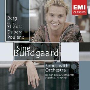 Sine Bundgaard/Danish Radio Sinfonietta/Matthias Pintscher 歌手頭像