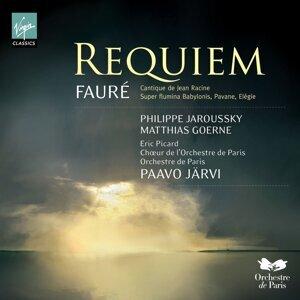 Paavo Jarvi/Philippe Jaroussky/Matthias Goerne/Choeur De L'Orchestre De Paris/Orchestre De Paris 歌手頭像