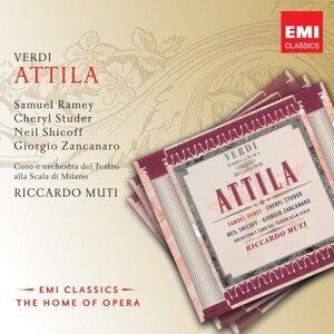 Riccardo Muti/Samuel Ramey/Giorgio Zancanaro/Neil Shicoff/Cheryl Studer 歌手頭像