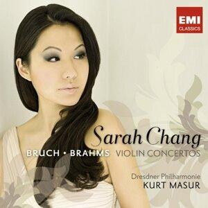 Sarah Chang/Kurt Masur 歌手頭像