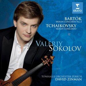 Valery Sokolov/Tonhalle-Orchester Zürich/David Zinman 歌手頭像