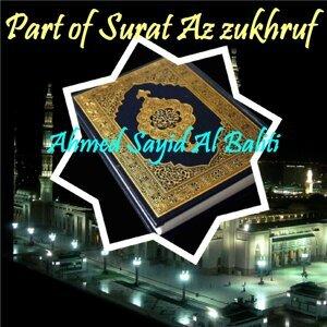 Ahmed Sayid Al Baliti 歌手頭像