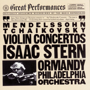 Eugene Ormandy, Isaac Stern 歌手頭像