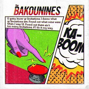 The Bakounines 歌手頭像