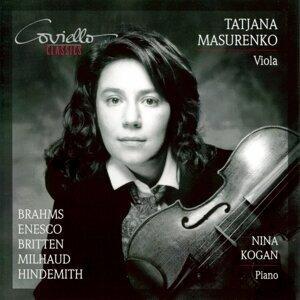Tatjana Masurenko, Nina Kogan 歌手頭像