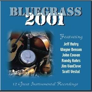 Bluegrass 2001 歌手頭像