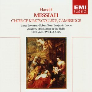 Choir of King's College, Cambridge/James Bowman/Robert Tear/Benjamin Luxon/Academy of St Martin-in-the-Fields/Sir David Willcocks 歌手頭像