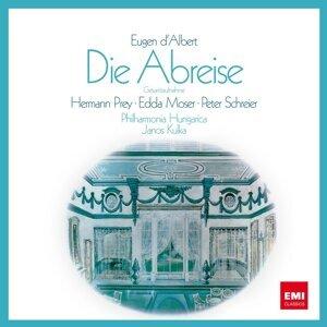 Janos Kulka/Edda Moser/Hermann Prey/Peter Schreier 歌手頭像
