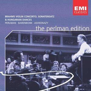 Itzhak Perlman/Berliner Philharmoniker/Daniel Barenboim/Vladimir Ashkenazy