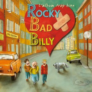Rocky Bad Billy 歌手頭像