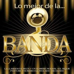 Miguel Yepez y Su Banda, Sandro Romero y Su Banda 歌手頭像
