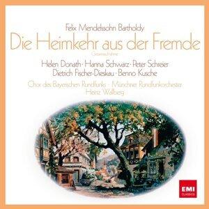 Heinz Wallberg/Helen Donath/Hanna Schwarz/Dietrich Fischer-Dieskau 歌手頭像