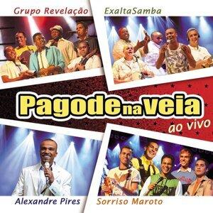Grupo Revelação/Exaltasamba/Sorriso Maroto/Alexandre Pires 歌手頭像