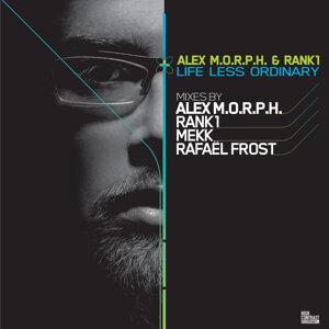 Alex M.O.R.P.H., Rank 1 歌手頭像