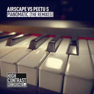 Airscape, Peetu S 歌手頭像