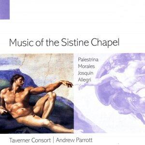 Andrew Parrott/Taverner Consort 歌手頭像