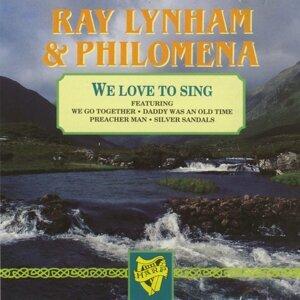 Ray Lynham & Philomena Begley 歌手頭像