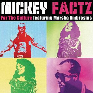 Mickey Factz feat. Marsha Ambrosius 歌手頭像