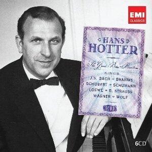 Hans Hotter/Gerald Moore