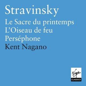Kent Nagano/London Symphony Orchestra/London Philharmonic Orchestra 歌手頭像