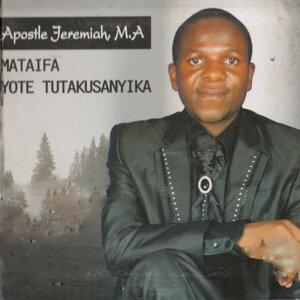 Apostle Jeremiah M.A 歌手頭像