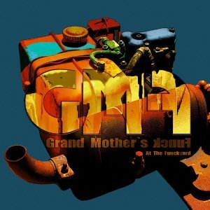 GMF - Grand Mother's Funck 歌手頭像
