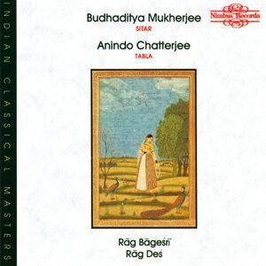 Budhatiya Mukherjee, Anindo Chatterjee 歌手頭像