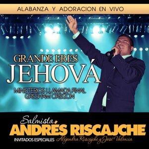 Andrés Riscajche 歌手頭像