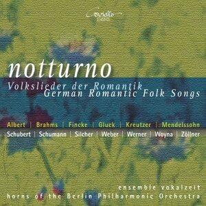 Ensemble Vokalzeit, Hornisten der Berliner Philharmoniker 歌手頭像