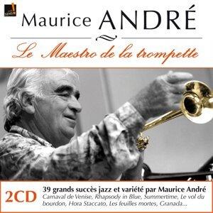 Orchestre de Jean Faustin et Jean Denjean, Jean Faustin, Maurice André 歌手頭像