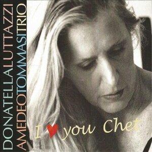 Donatella Luttazzi, Amedeo Tommasi Trio 歌手頭像