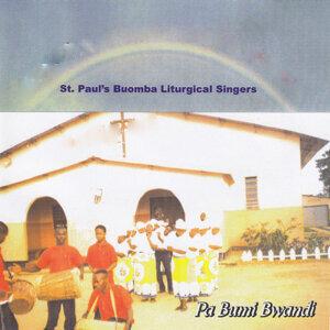 St Paul Boumba Liturgical Singers 歌手頭像