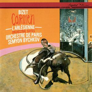 Semyon Bychkov, Orchestre de Paris 歌手頭像