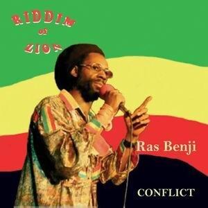 Riddim of Zion-Ras Benji 歌手頭像