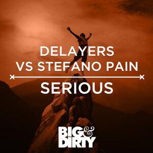 Delayers, Stefano Pain 歌手頭像