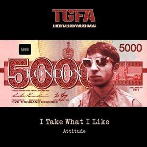TGFA 歌手頭像