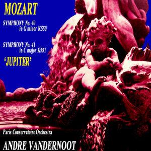 Emil Gilels/André Cluytens/Orchestre de la Société des Concerts du Conservatoire 歌手頭像