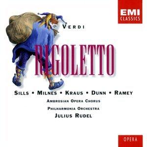 Beverly Sills/Alfredo Kraus/Sherrill Milnes/Philharmonia Orchestra/Julius Rudel 歌手頭像