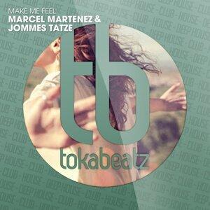 Marcel Martenez, Jommes Tatze 歌手頭像