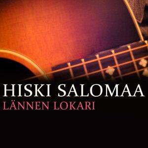Hiski Salomaa 歌手頭像